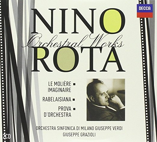 Nino Rota Orchestral Works Vol 3